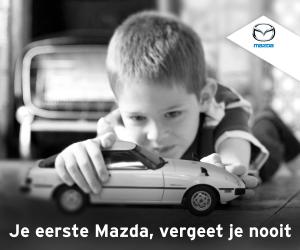 Je eerste Mazda