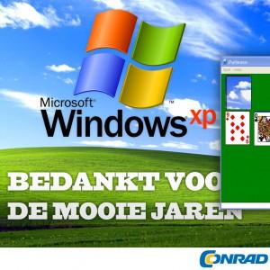 Het einde van Windows XP
