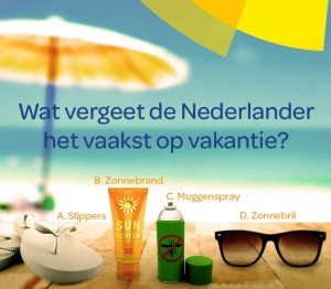 Reaal – Zomer inhaker