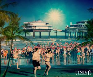 Univé – Nieuwjaarsduik